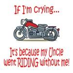 BikerBaby Cry - Uncle