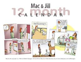 Calendars & Apparel