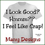 Invisible Illness Section (7) Designs)