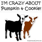 I'm Crazy About Pumpkin and Cookie