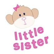 little sister monkey