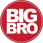 big bro t-shirt mix and match red