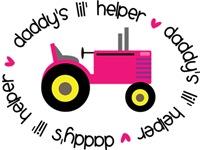 Daddy's Little Helper girl