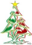 Shroom Christmas Tree
