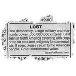 Lost Democracy