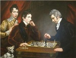 chess art on gifts and t-shirts