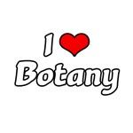 I Love Botany