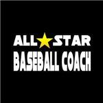 All Star Baseball Coach