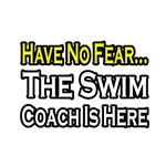 Have No Fear, Swim Coach Is Here