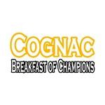 Cognac. Breakfast of Champions