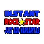 Rock Star...Add Margaritas