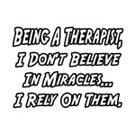 Therapists and Miracles