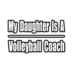 My Daughter..Volleyball Coach