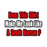 ...Like a South Korean?