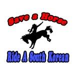 Save Horse, Ride South Korean