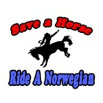 Save Horse, Ride Norwegian