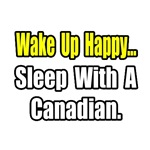 ...Sleep With a Canadian