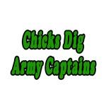 Chicks Dig Army Captains