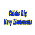 Chicks Dig Navy Lieutenants