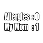 My Mom's Beating Her Allergies