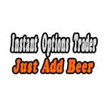 Options Trader...Add Beer