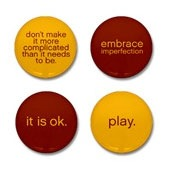 Life Artist Buttons & Magnets