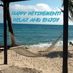Happy Retirement - Ocean Hammock
