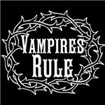 Vampires Rule, White