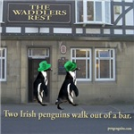 Two Irish Penguins