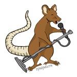 The Original Rockstar Rat