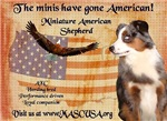 Minis Gone American