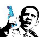 Molecular Obama