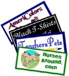 Military, Black Tees & Horses
