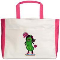 Pickle Tote Bags