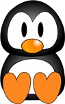 Cute Penguin Design