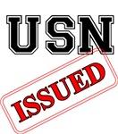 USN Issued Design