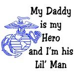 USMC Daddy's Lil' Man