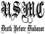USMC Death Before Dishonor
