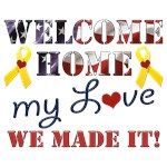 Welcome Home My Love We Made It ver3