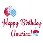 Happy Birthday America D1