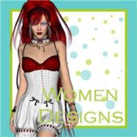 Fantasy Women Shower Curtains