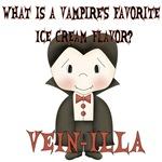 Little Vampire Halloween Joke 1