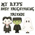 Little Halloween Monsters BFF's