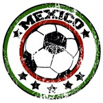 Mexico Soccer (distressed)