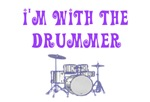 I'M WITH THE DRUMMER