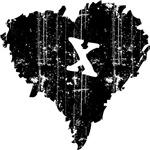 BLACK HEART ANTI-VALENTINE