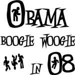 OBAMA BOOGIE WOOGIE