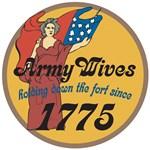 Army Wife Flag