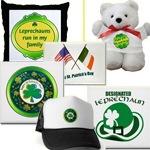 St Patrick's Day Shirts and Gifts