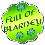Full of Blarney